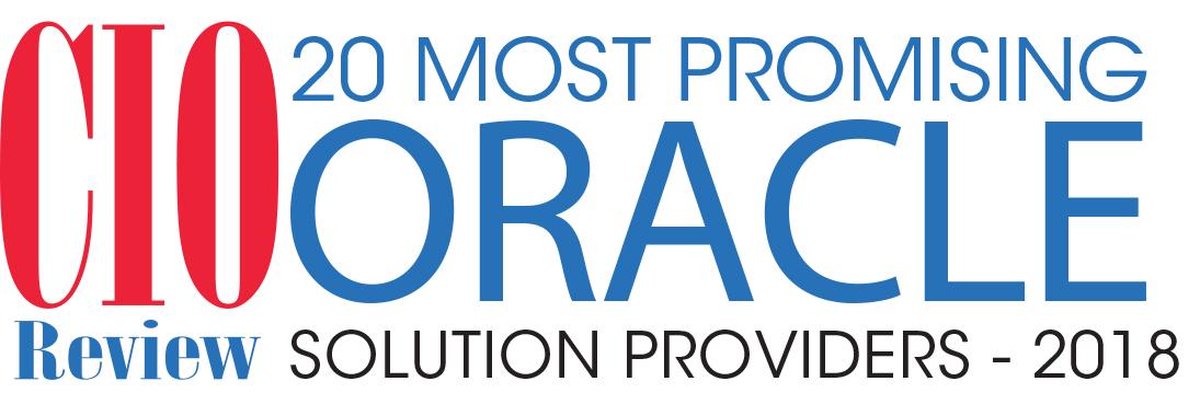 CIOReview - Oracleソリューションプロバイダートップ20